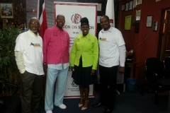 Partners of The Americas - Rochester Chapter, Visits Trinidad